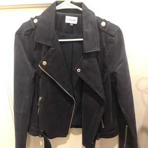 NWOT Sugar+Lips Moto Jacket